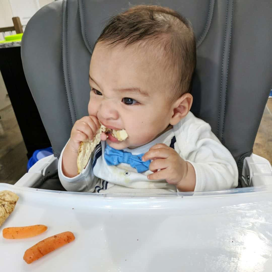 Baby Led Weaning 6