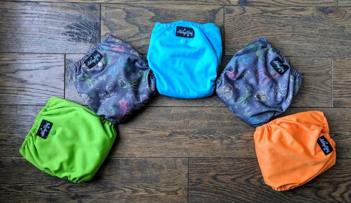 What do you do with all that poo? (And other cloth diaper FAQs)