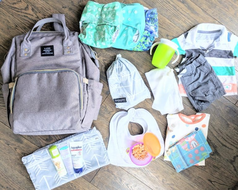 How to Pack the Essentials in Your Diaper Bag