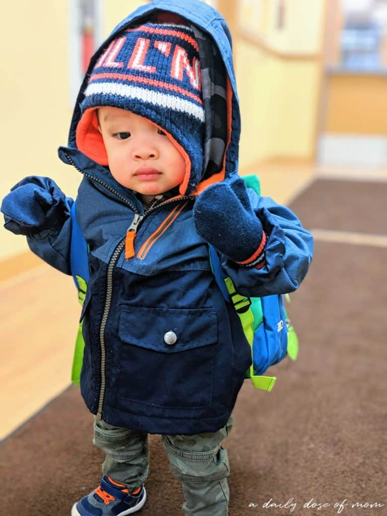 How to deal with separation anxiety in toddlers