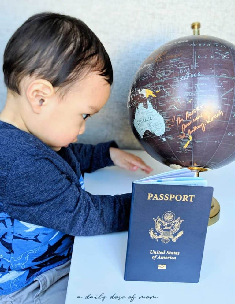 How to Get Baby's First Passport