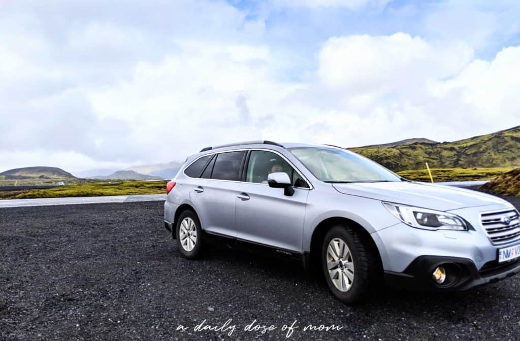 Renting a Car in Iceland #4