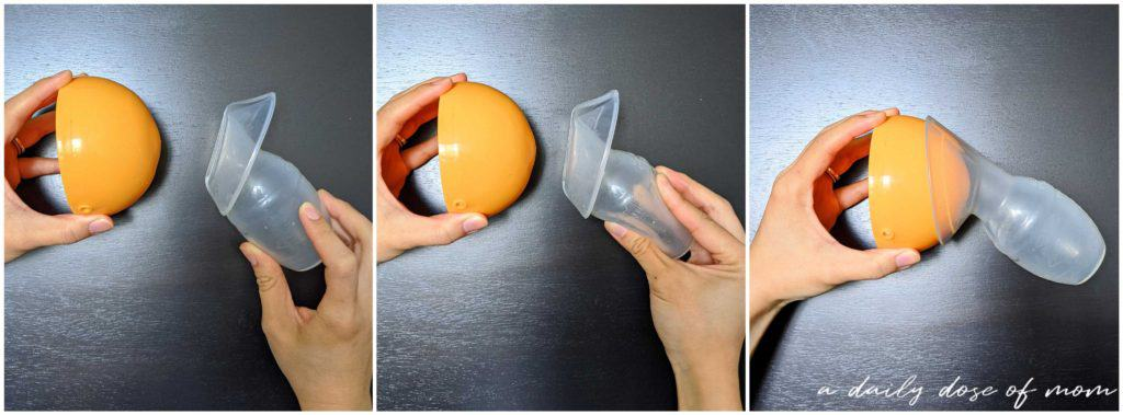 How to Use a Silicone Breast Pump Haakaa