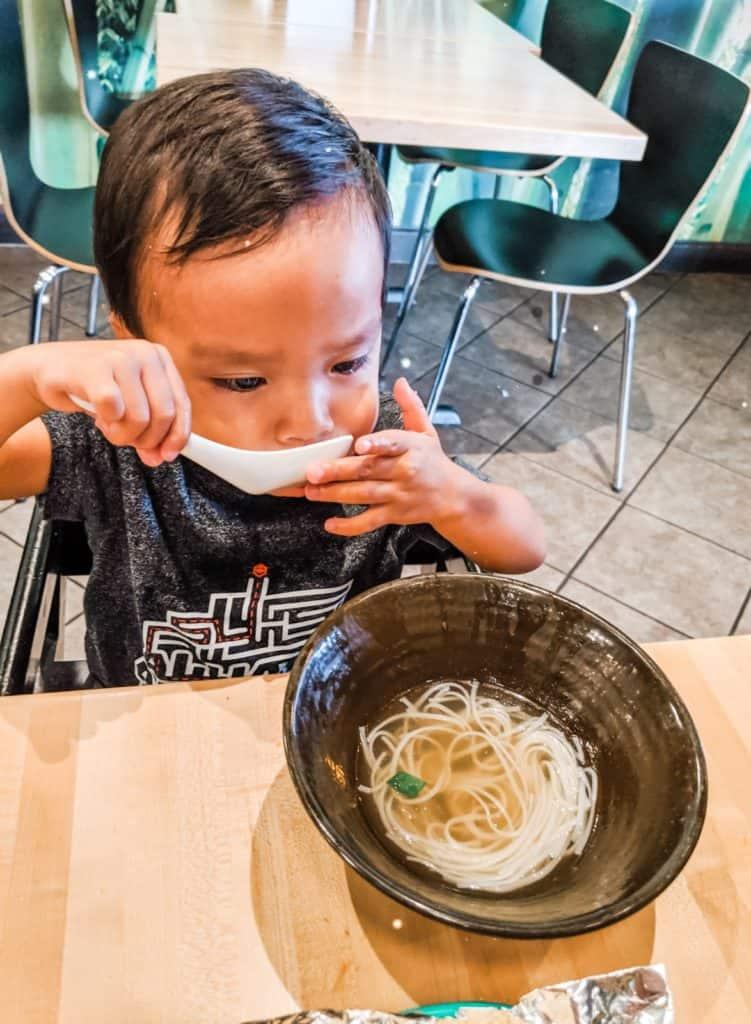 Toddler Refusing to Eat 5
