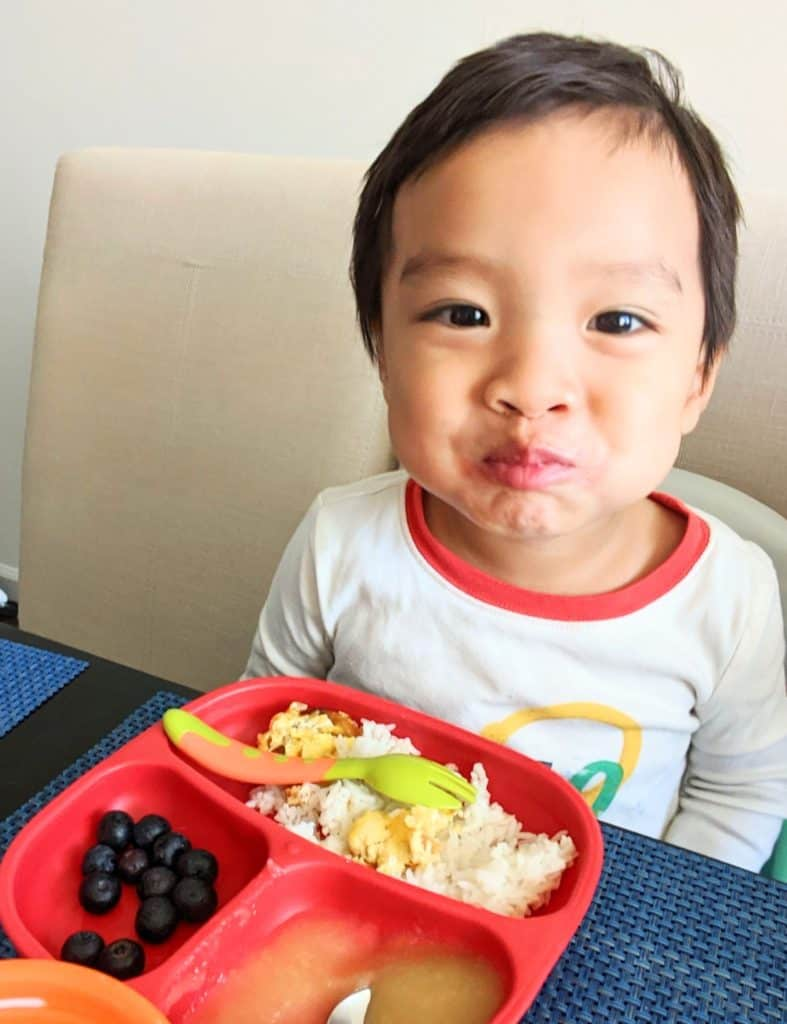 Toddler Refusing to Eat Featured Image
