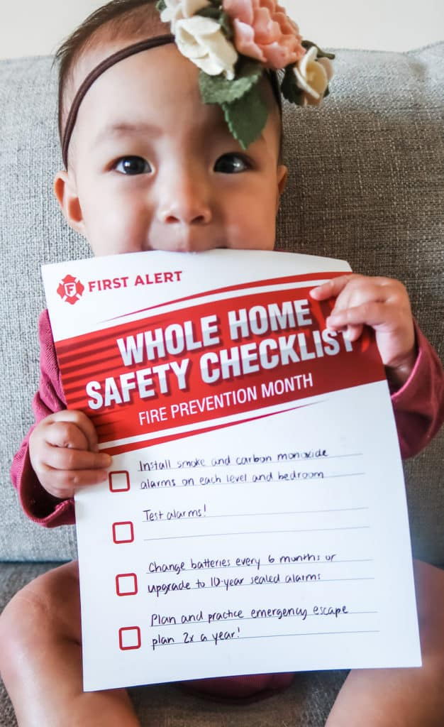 Fire Safety and Prevention Safety Checklist