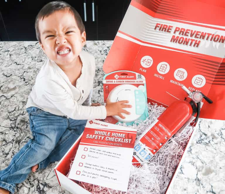 Fire Safety and Prevention Tips with First Alert