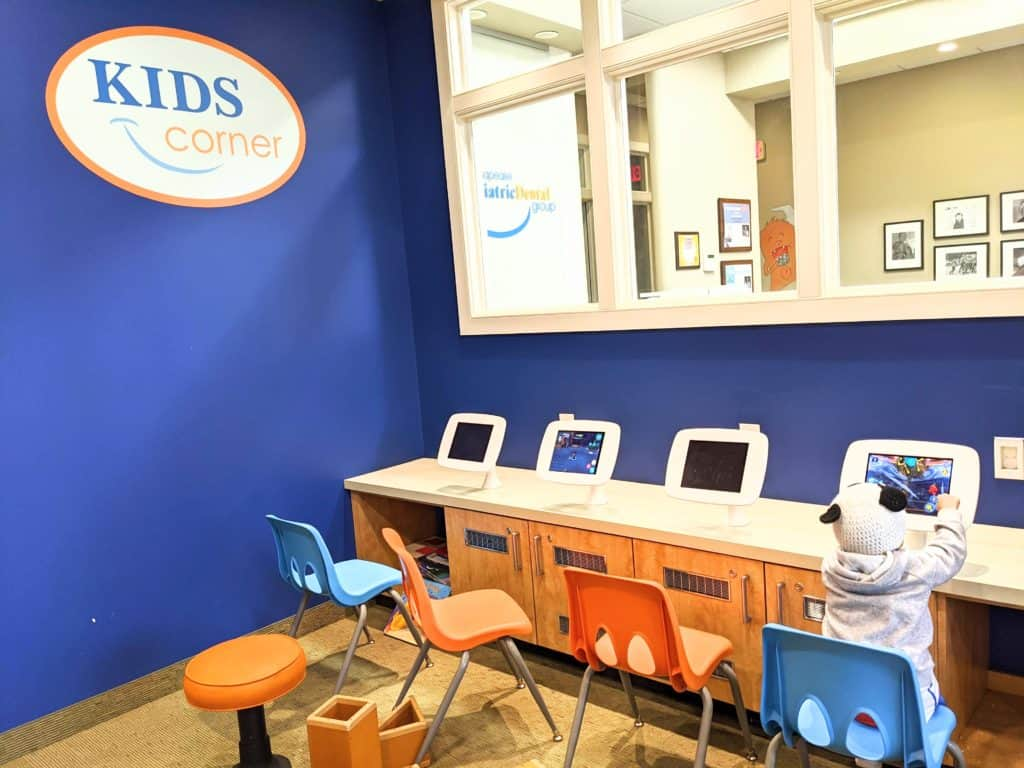 Child's First Dentist Visit Pediatric Dentist