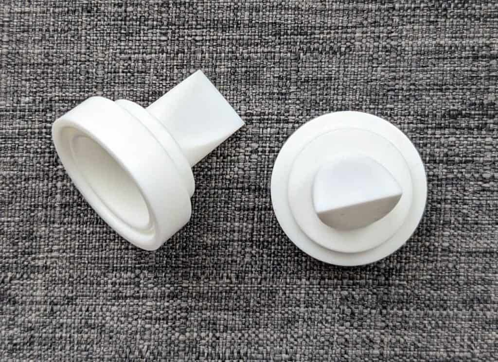Spectra S1 and S2 Duckbill Valves, parts of Spectra S1 and S2 breast pump