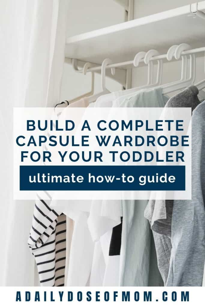Capsule Wardrobe Toddlers Pin 4